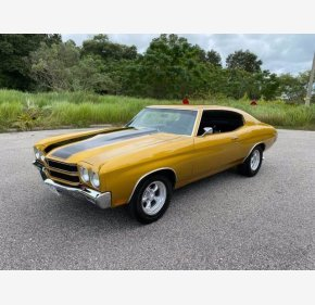 1970 Chevrolet Chevelle for sale 101389131