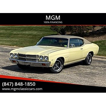 1970 Chevrolet Chevelle for sale 101394230