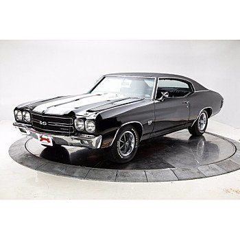 1970 Chevrolet Chevelle SS for sale 101402224