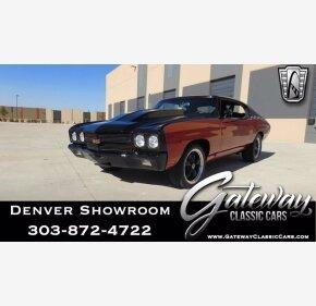 1970 Chevrolet Chevelle for sale 101418111