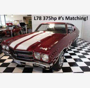 1970 Chevrolet Chevelle SS for sale 101426203