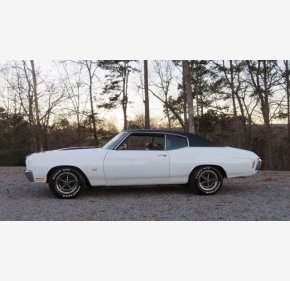 1970 Chevrolet Chevelle SS for sale 101428392
