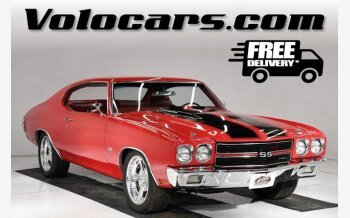 1970 Chevrolet Chevelle SS for sale 101461213