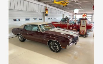 1970 Chevrolet Chevelle SS for sale 101526542