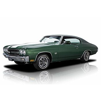 1970 Chevrolet Chevelle SS for sale 101556180