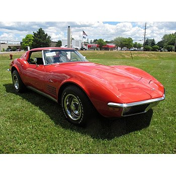1970 Chevrolet Corvette for sale 101005586