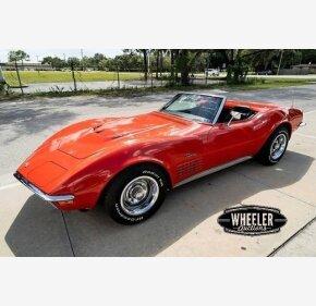 1970 Chevrolet Corvette for sale 101074190
