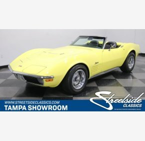 1970 Chevrolet Corvette for sale 101290941