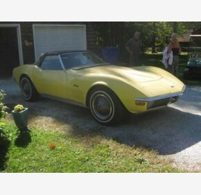 1970 Chevrolet Corvette Convertible for sale 101331226