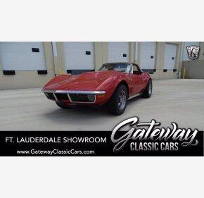 1970 Chevrolet Corvette for sale 101364099