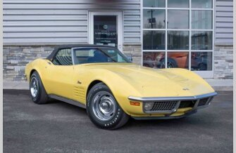 1970 Chevrolet Corvette Convertible for sale 101462833