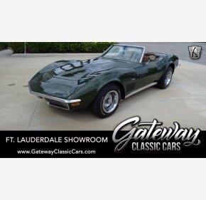 1970 Chevrolet Corvette for sale 101491219