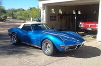1970 Chevrolet Corvette Convertible for sale 101254470