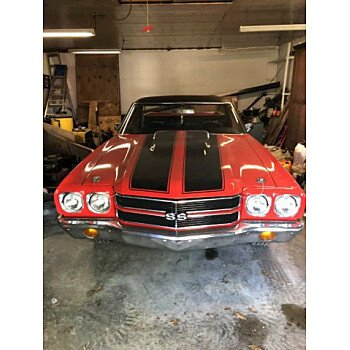 1970 Chevrolet El Camino for sale 101072626