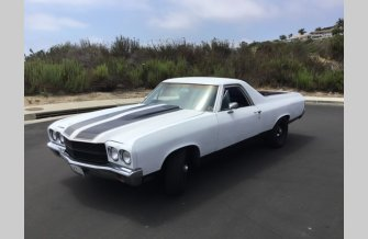 1970 Chevrolet El Camino V8 for sale 101175856