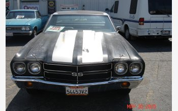 1970 Chevrolet El Camino SS for sale 101319793