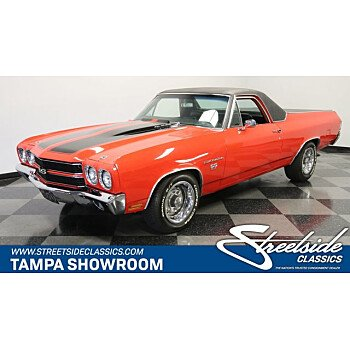 1970 Chevrolet El Camino for sale 101376921