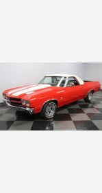 1970 Chevrolet El Camino SS for sale 101392050