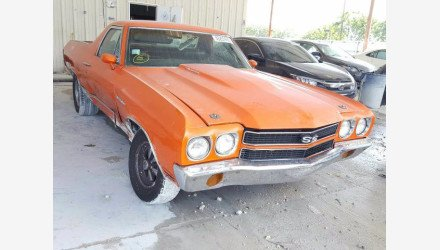 1970 Chevrolet El Camino for sale 101396805