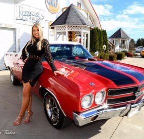 1970 Chevrolet El Camino SS for sale 101440306