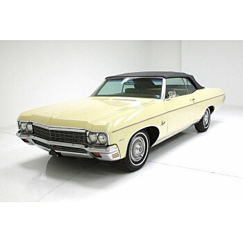 1970 Chevrolet Impala for sale 101051948