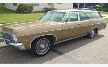 1970 Chevrolet Impala Wagon for sale 101355649