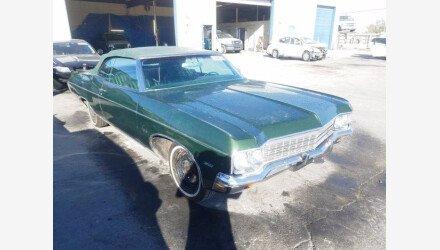 1970 Chevrolet Impala for sale 101406739