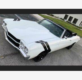 1970 Chevrolet Malibu for sale 101288152