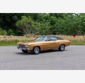 1970 Chevrolet Malibu Coupe for sale 101314706