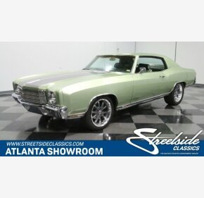 1970 Chevrolet Monte Carlo for sale 101066347