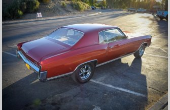 1970 Chevrolet Monte Carlo for sale 101351369