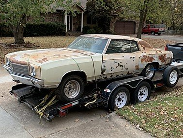 1970 Chevrolet Monte Carlo for sale 101395205