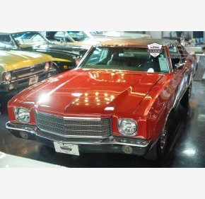 1970 Chevrolet Monte Carlo for sale 101427484