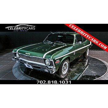 1970 Chevrolet Nova for sale 100788847