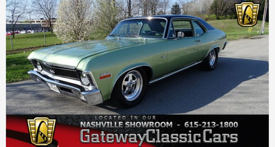 1970 Chevrolet Nova for sale 100968996
