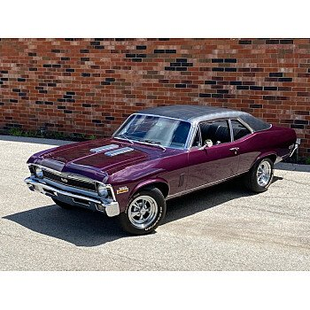 1970 Chevrolet Nova Coupe for sale 101331589