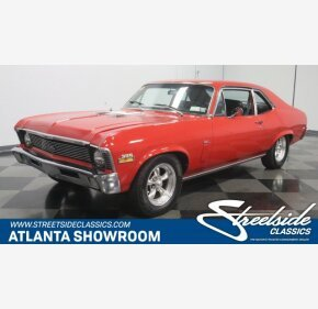 1970 Chevrolet Nova for sale 101007771