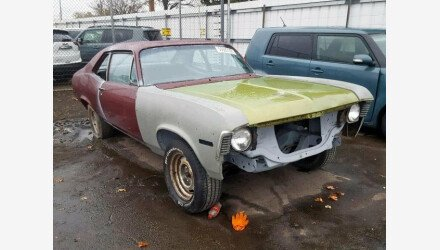 1970 Chevrolet Nova for sale 101334631