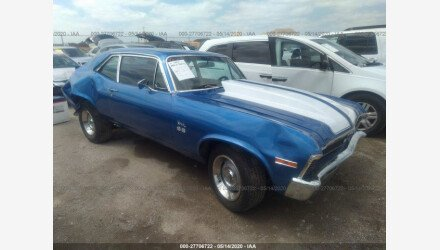1970 Chevrolet Nova for sale 101346817