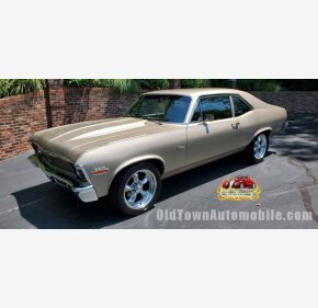 1970 Chevrolet Nova for sale 101356339
