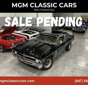 1970 Chevrolet Nova for sale 101430913
