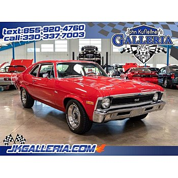 1970 Chevrolet Nova for sale 101564603