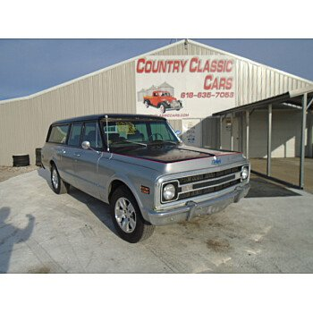 1970 Chevrolet Suburban for sale 101414108