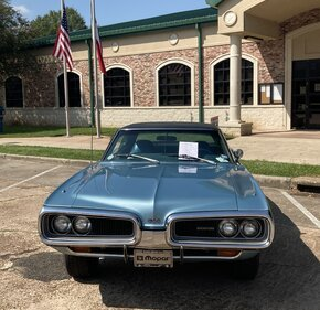 1970 Dodge Coronet for sale 101378000