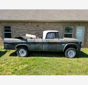 1970 Dodge D/W Truck for sale 101134227