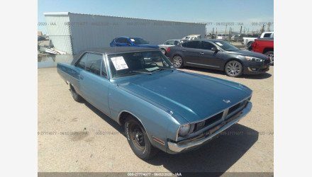 1970 Dodge Dart for sale 101333166