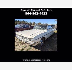 1970 Dodge Dart for sale 101415997