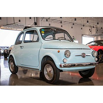 1970 FIAT 500 for sale 101193001