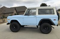 1970 Ford Bronco for sale 101083793