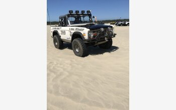 1970 Ford Bronco Sport for sale 101239704